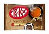 Nestlé Japan Kit Kat Mini Adult Sweetness Hojicha 12 × 12 bolsas