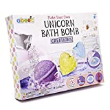 abeec Make Your Own Unicorn Bath Bomb - Bath Bomb Making Kit for Kids