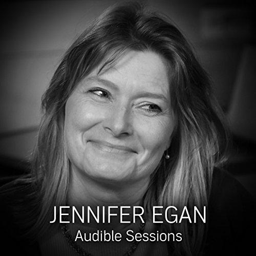 Jennifer Egan audiobook cover art