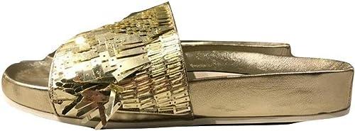 N. 21 , Damen Sandalen Gold Gold