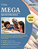 MEGA Mild/Moderate Cross Categorical Special Education and Severely Developmentally Disabled Study Guide: Comprehensive Review with Practice Test Questions for the Missouri 050 & 051 Exams