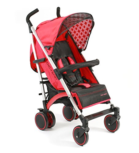 CHIC 4 BABY 306 10 Buggy Luca, red