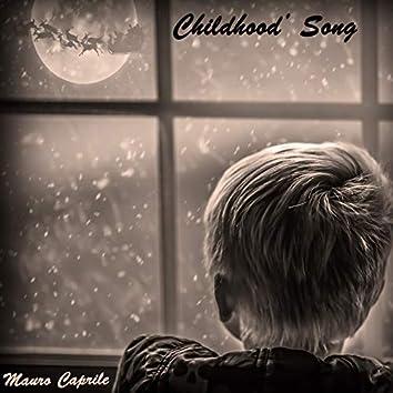 Childhood' song
