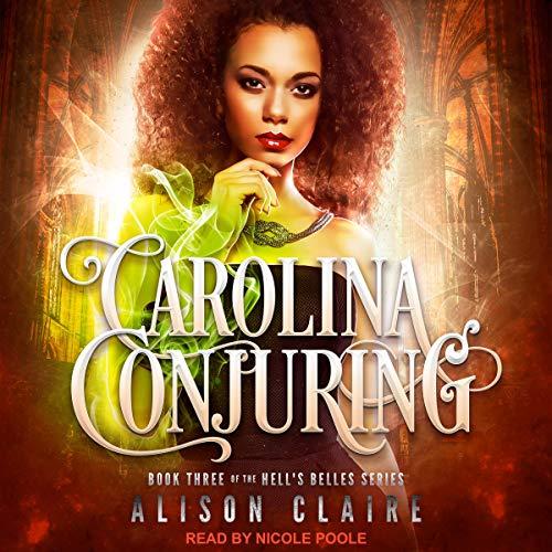 Carolina Conjuring audiobook cover art