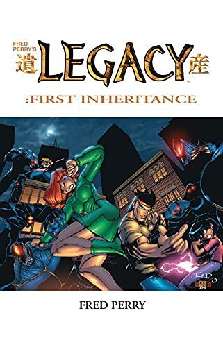 Couverture du livre Legacy: First Inheritance Vol. 1: Introduction (English Edition)