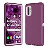 Eutekcoo Galaxy Note 10 Plus Case, [Drop Protection] Full