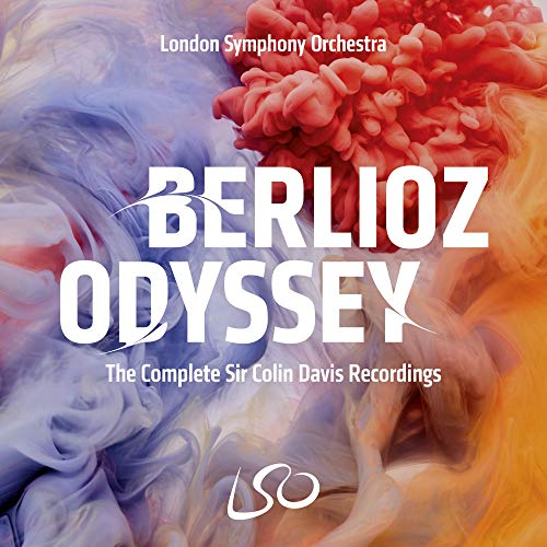 Berlioz Odyssey - Complete Sir Colin Davis Recordings