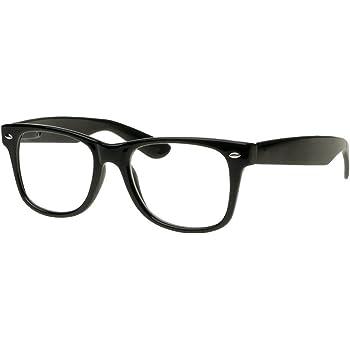 Goson Clear Lens Eye Glasses Non Prescription Glasses Frames For Women and Men