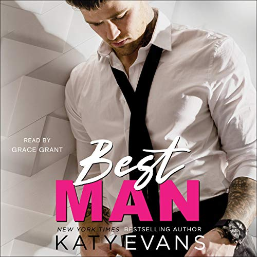 Best Man Audiobook By Katy Evans cover art