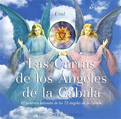 Cartas de los ángeles de la cábala+baraja: El poderoso talismán de los 72 ángeles de la cábala (ANGEOLOGÍA)