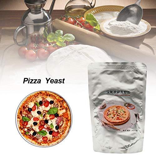 220G Aktive Hefe Für Pizza - Brothefe Für Brotmaschinen, Aktives Backen Sauerteigpulver Trockenhefe Für Das Sofortige Backen Von Pizza