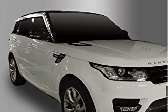 range rover sport chrome side vents
