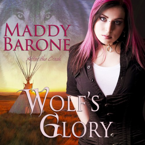 Wolf's Glory audiobook cover art