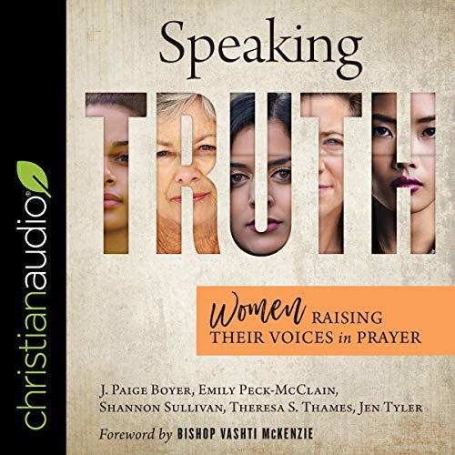 Speaking Truth cover art