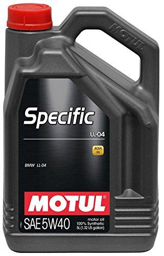 olio lubrificante specifico SPECIFIC LONG LIFE LL-04 5W40 5L