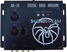 $51 » Soundstream BX-10 Digital Bass Reconstruction Processor with Remote,Black