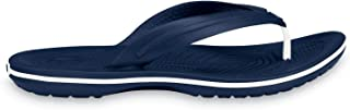 Crocs Unisex Adults Crocband Flip, Navy, M12