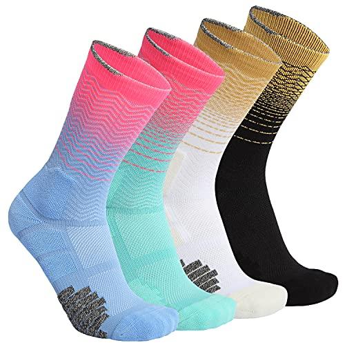 Protective Sport Cushion Elite Basketball Compression Athletic Socks