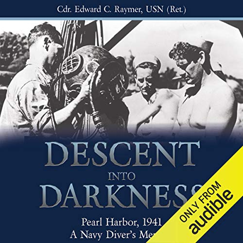 Descent into Darkness  By  cover art