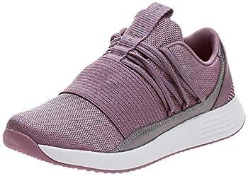 Under Armour Women s Breathe Lace x NM Sneaker Purple Prime  500 /White 12 M US
