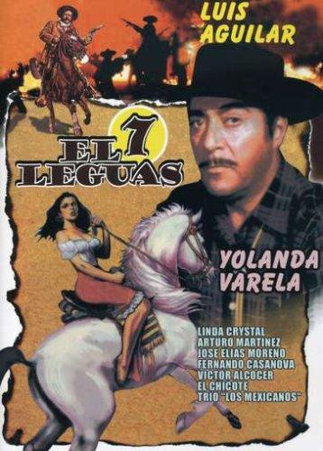 El 7 leguas [USA] [DVD]
