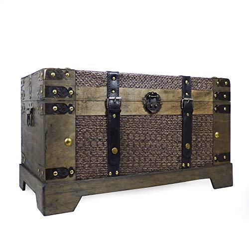 Baúl de almacenamiento grande estilo...