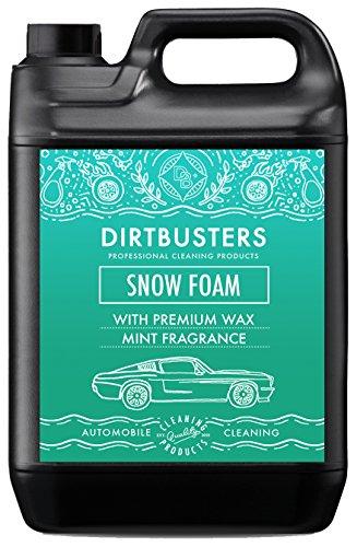 Dirtbusters Car Candy Snow Foam, shampoo...