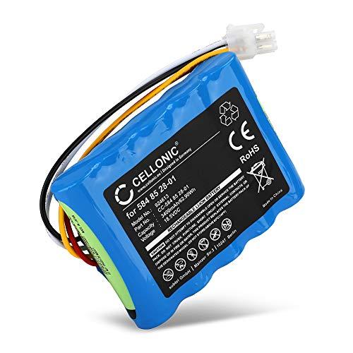 CELLONIC® Akku 18.5V, 3400mAh, Li Ion kompatibel mit Gardena Sileno, Plus/Husqvarna Automower 310 Ersatzakku 584 85 28-01, 584 85 28-01, 584 82 28-02, 589 58 62-01 Batterie Werkzeugakku
