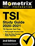 TSI Study Guide 2020-2021 - TSI Secrets Test Prep, Full-Length Practice Test, Step-by-Step Review Video Tutorials [2nd Edition]