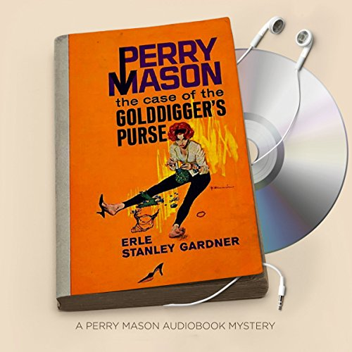 The Case of the Golddigger's Purse audiobook cover art