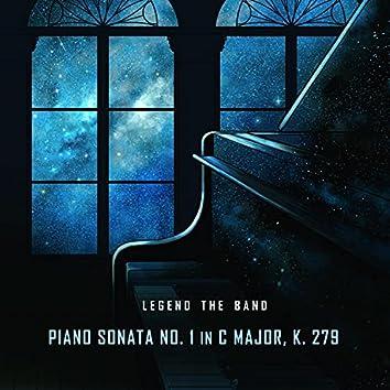 Piano Sonata No. 1 in C Major, K. 279