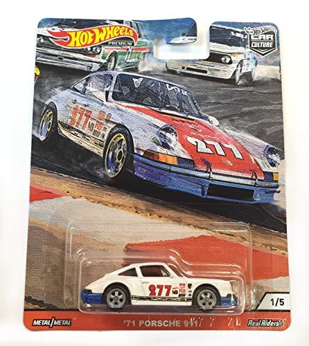 Hot Wheels \'71 Porsche 911 Door Slammers 1/5 Car Culture 1:64 GJP76 FPY86