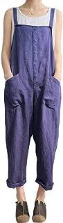 Best linen cropped jumpsuit Reviews