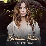 Barbara Palvin 2021 Calendar: Barbara Palvin-Fashion Model-12 Months Calendar of 2021, Jan. 2021 - Dec. 2021