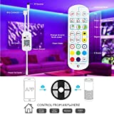 Zoom IMG-1 aled light smart controller wifi