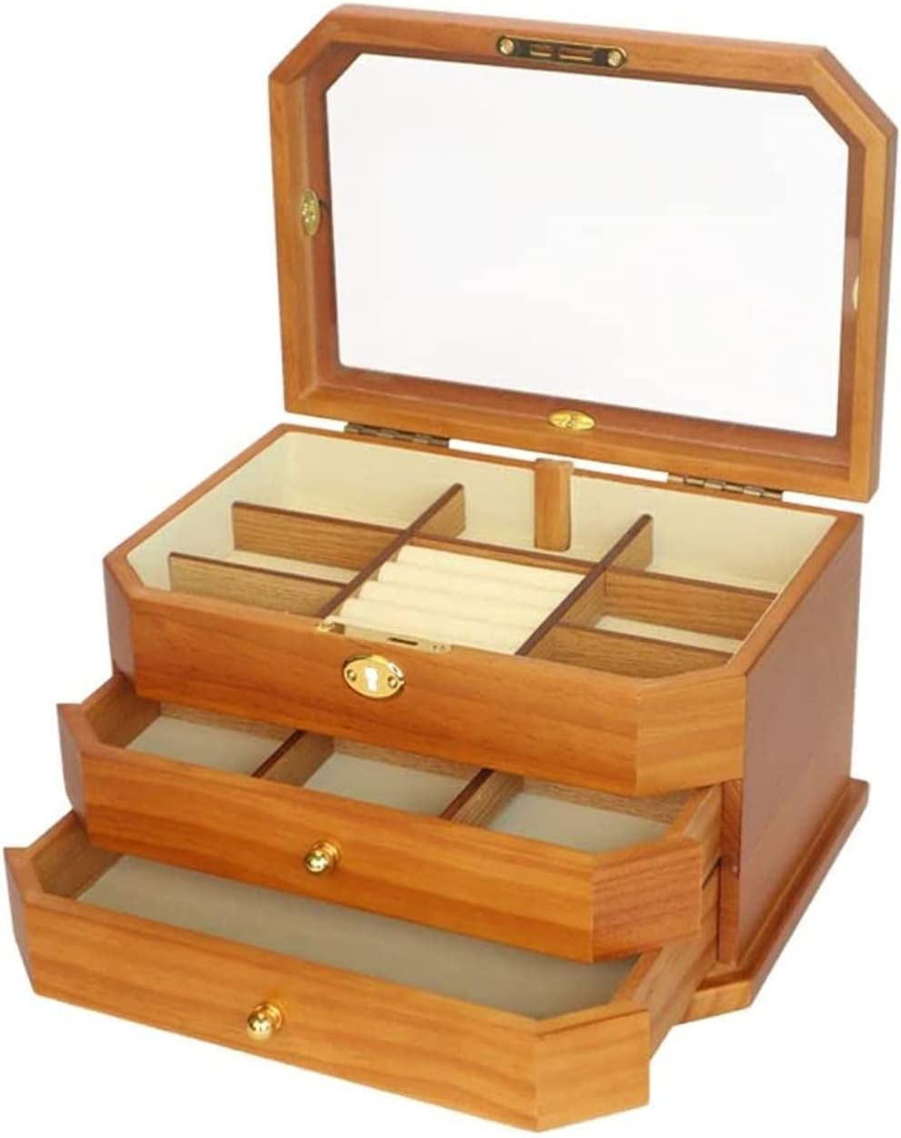 XKun famous Organizer Jewelry Box Max 44% OFF