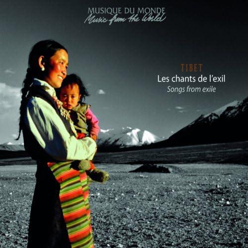 Tibetans in Ladakh