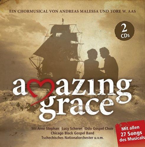 Amazing Grace - Ein Chormusical (Gesamtaufnahme auf 2 CD)