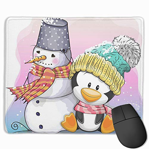 Personalized Mouse Pad Gaming Mouse Pad Best Mouse Pad Ergonomic Mouse Pad-Penguin