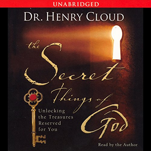 The Secret Things of God audiobook cover art