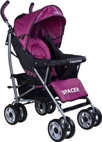 Caretero Spacer Classic, Kinderwagen Buggy, lavenda
