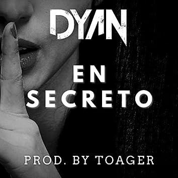 En Secreto (feat. Toager)