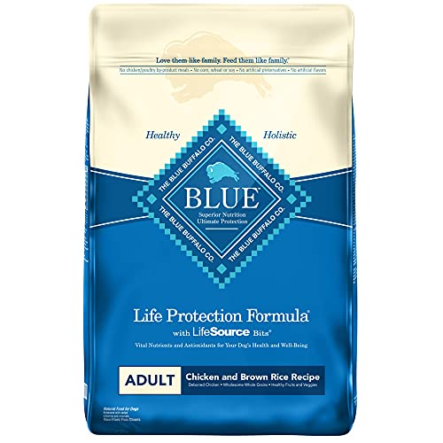 Blue Buffalo Life Protection Formula Natural Adult
