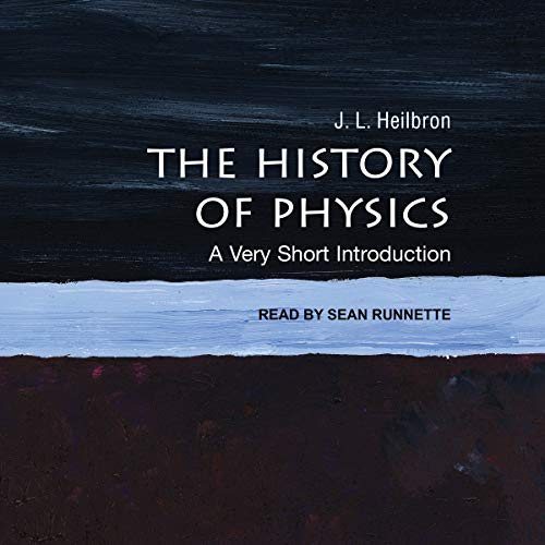 The History of Physics cover art