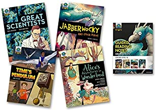 Project X Origins Graphic Texts: Dark Red Book Band, Oxford Level 18: Mixed Pack of 4