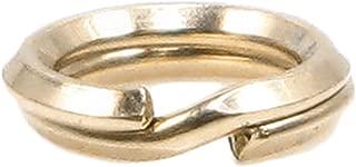 10 pcs 14k Gold Filled Round 5mm 6mm Split Jump Ring 0.6mm 0.8mm 20 22 GA Gauge Wire Charm Connector/Carrier