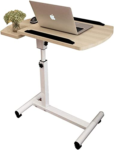 Young shinee - Mesa de Noche para Ordenador portátil, Mesa de Ordenador portátil, Mesa Ajustable movible, sofá Cama, Mesa de estación de Trabajo, Mesa de Estudio para Niños, Mesa de Comedor Simple