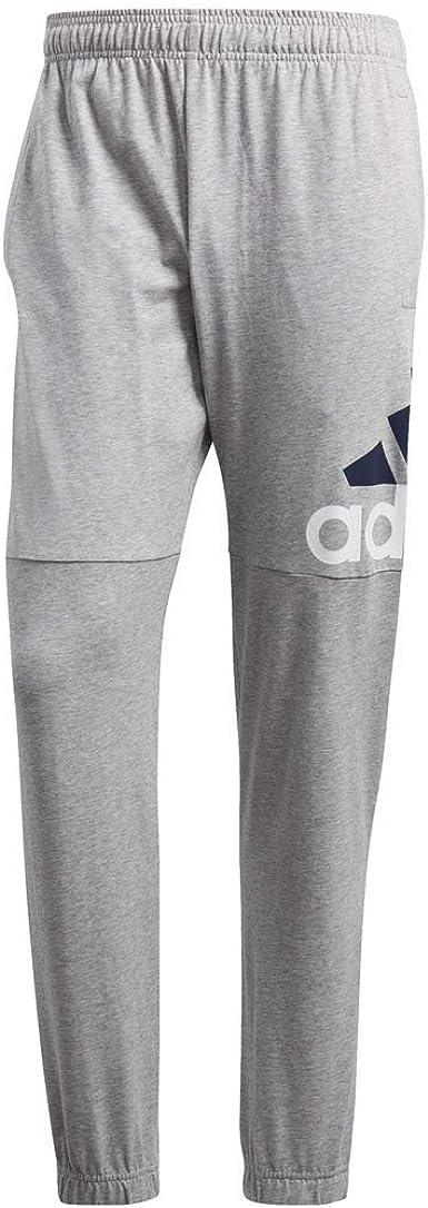 Amazon.com: adidas Men's Essentials Performance Logo Pants ...