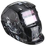 LEXPON Welding Helmet Automatic LPAS28 Solar Welding Shield Adjustable Grinding ARC TIG MIG