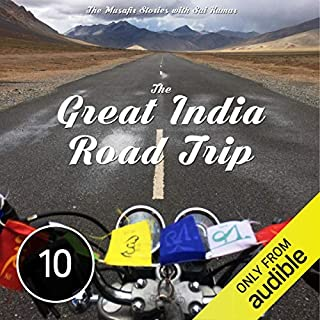The Great Indian Roadtrip cover art